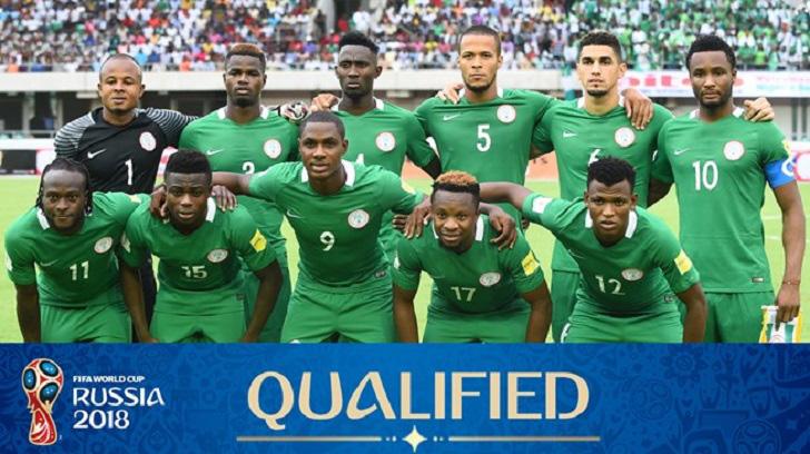 Kết quả hình ảnh cho Đội tuyển Nigeria