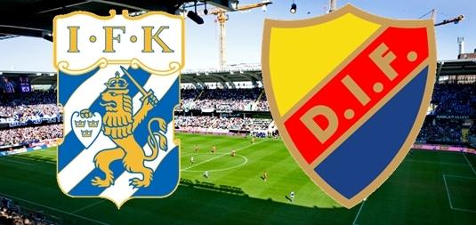 Kết quả hình ảnh cho Djurgardens vs Goteborg