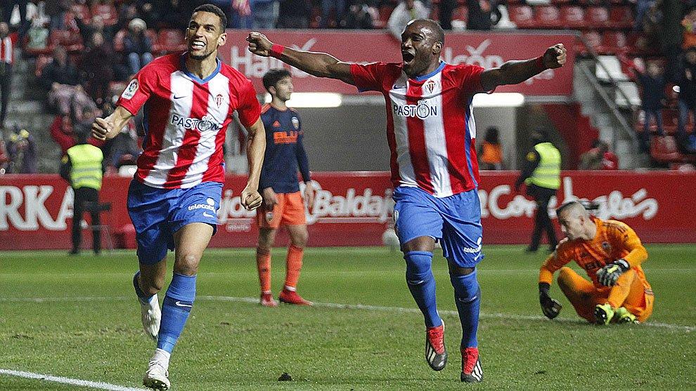ผลการค้นหารูปภาพสำหรับ valencia vs sporting gijon