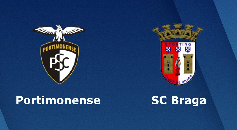 Kết quả hình ảnh cho Portimonense vs Braga