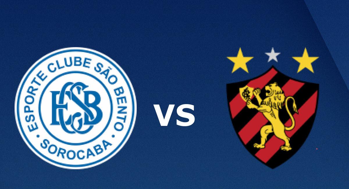 Kết quả hình ảnh cho Sao Bento vs Sport Recife