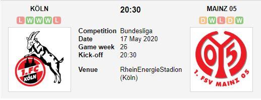 Cologne-vs-Mainz-05-Khon-nha-gap-dai-cho-20h30-ngay-17-05-VDQG-Duc-Bundesliga-1